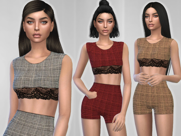 Two Piece Outfit by Puresim