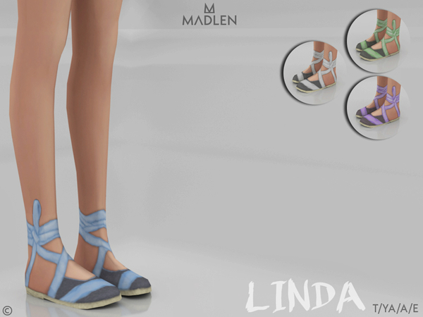 Madlen Linda Shoes by MJ95