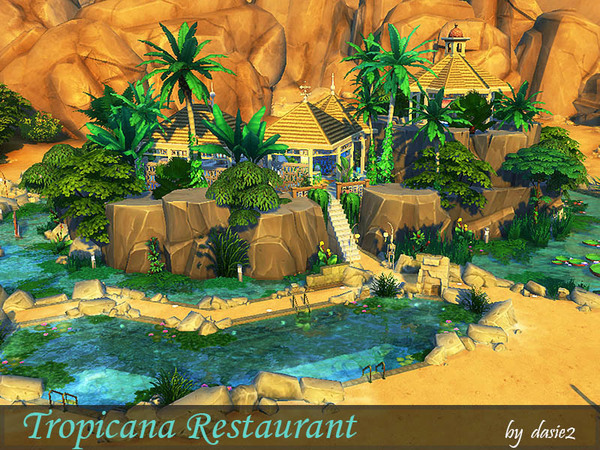 Tropicana Restaurant by dasie2