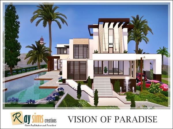 Vision of Paradise by Ray_Sims
