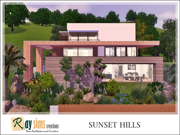 Sunset Hill by Ray_Sims