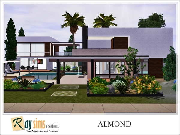 Almond by Ray_Sims