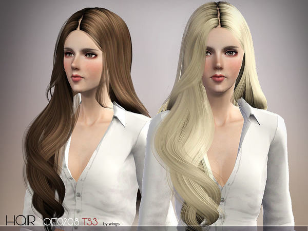 WINGS HAIR TS3 OE0208 F by wingssims