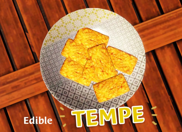Edible Tempe by thebleedingwoodland