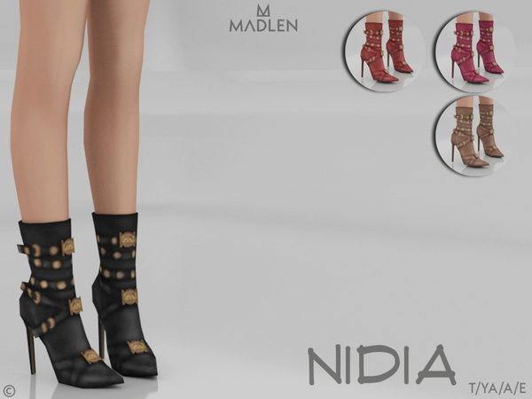 Madlen Nidia Boots by MJ95