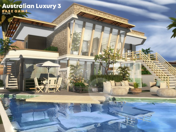 Australian Luxury 3 by Pralinesims
