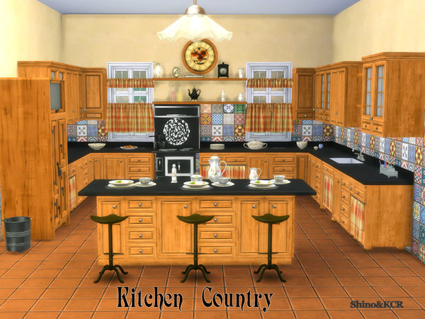 Kitchen Country by ShinoKCR