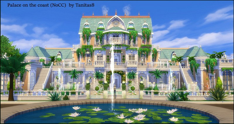 Palace on the coast  NoCC by Tanitas