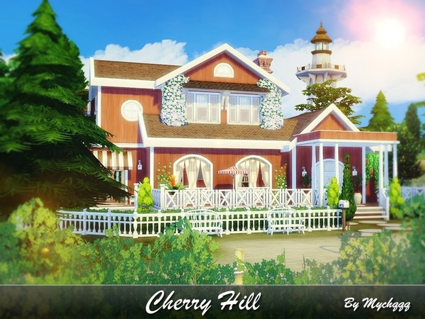 Cherry Hill by MychQQQ