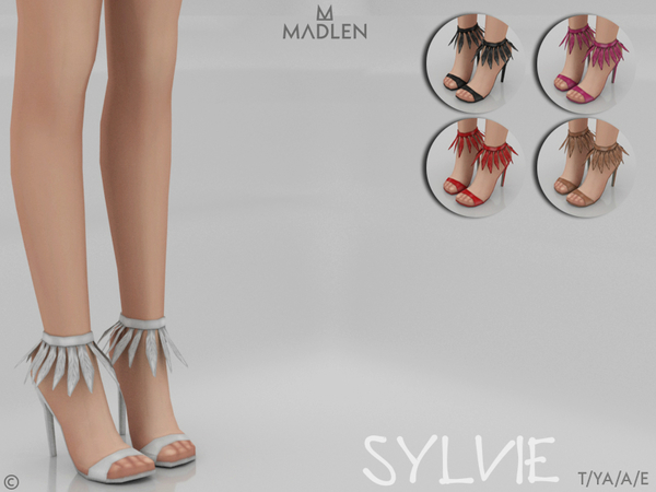 Madlen Sylvie Shoes by MJ95