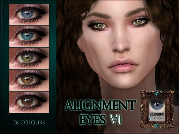 Alignment Eyes - V1 by RemusSirion
