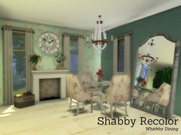 Shabby Chic Whithby Dining by Angela