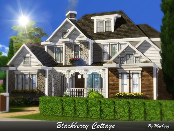 Blackberry Cottage by MychQQQ