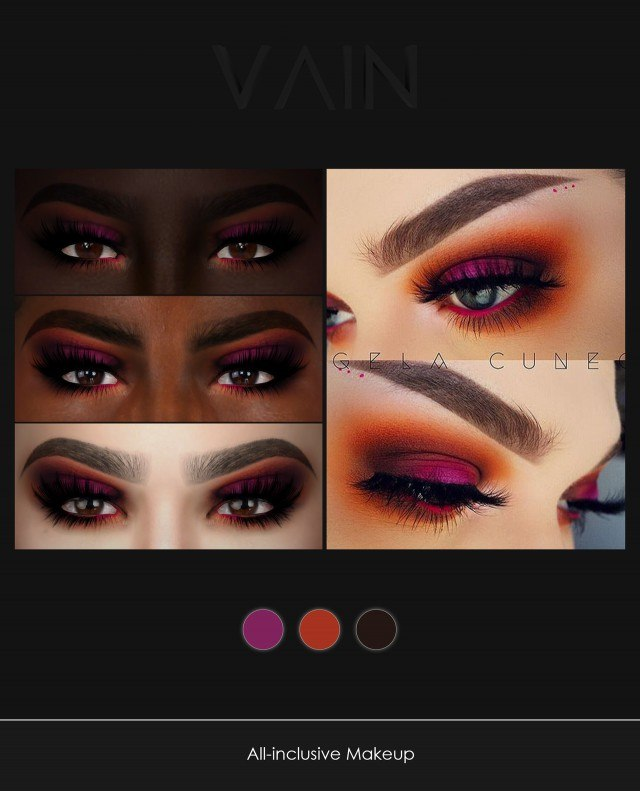 Custom Eyehshadow Look (DEMO Version) by VAIN