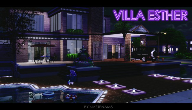 Villa Esther by NastenaMS