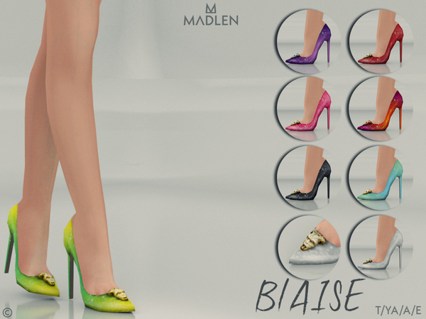 Madlen Blaise Shoes by MJ95