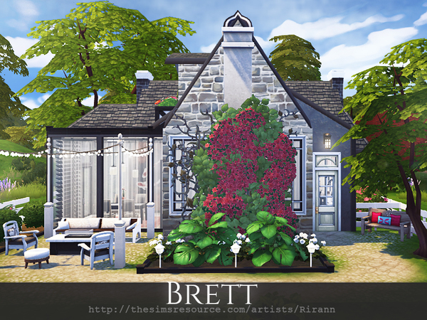 Brett (No CC) by Rirann