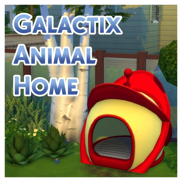 TS2  TS4 Galactix Animal Home Conversion by Menaceman44