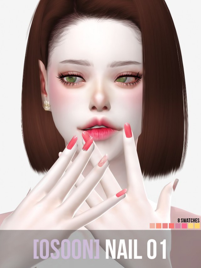 Nail 01 by Osoon