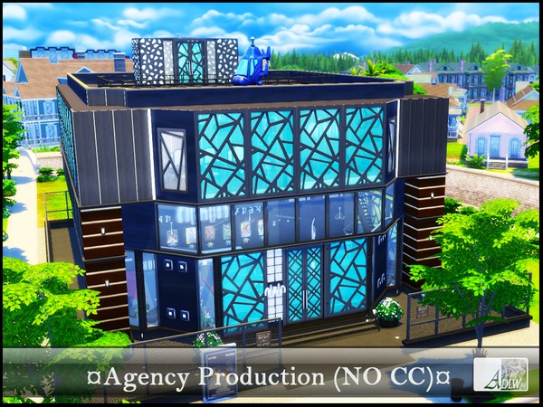 Agency Production (No CC) by ADLW