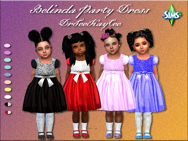 Belinda Party Dress by drteekaycee