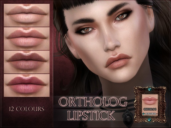 Ortholog Lipstick by RemusSirion