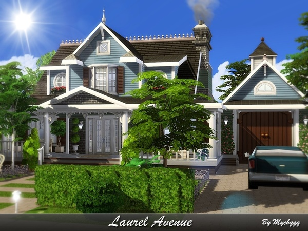 Laurel Avenue by MychQQQ