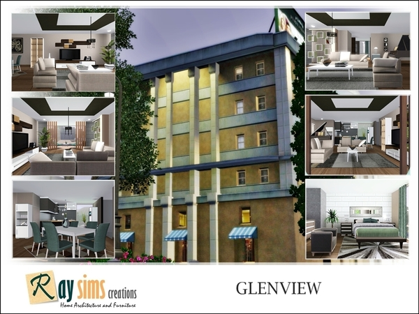 Glenview Manor by Ray_Sims