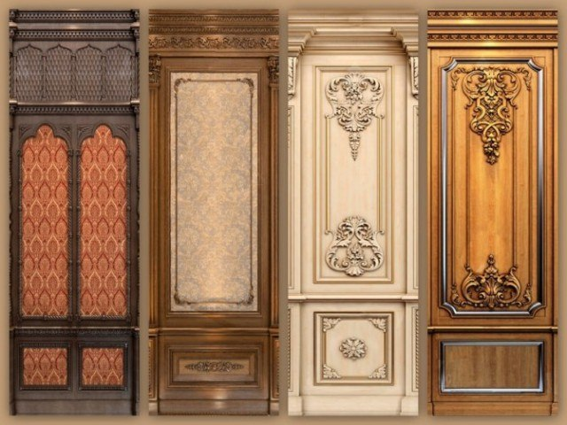 Boiserie Panel by ihelen