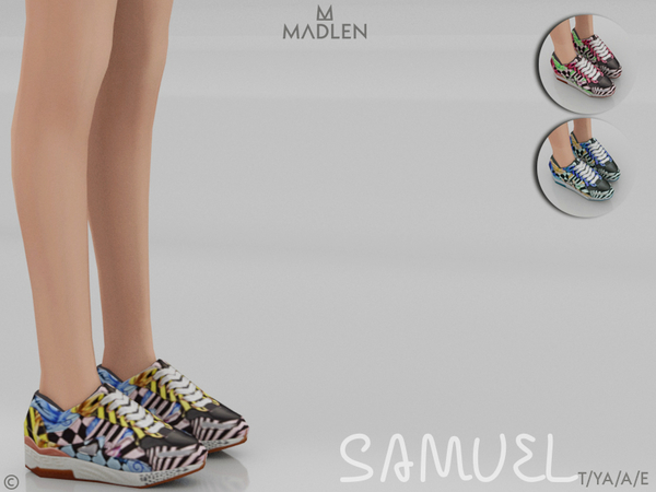 Madlen Samuel Shoes by MJ95