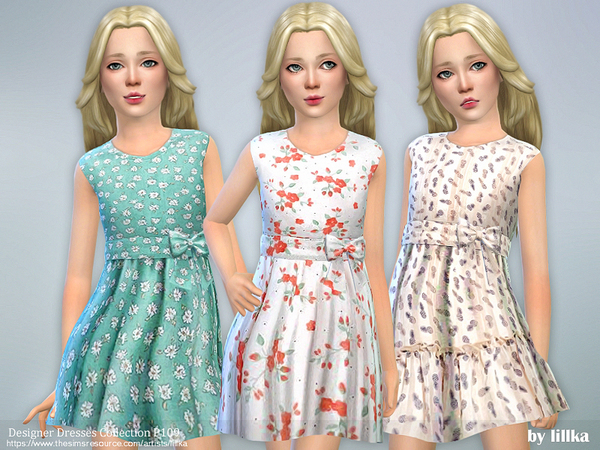Designer Dresses Collection P109 by lillka