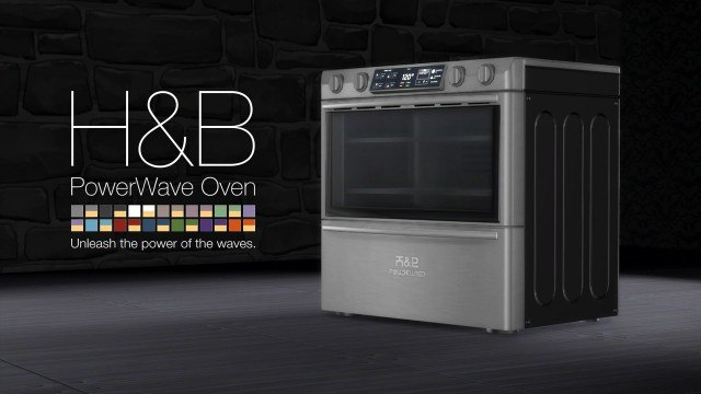 H&B POWERWAVE STOVE - DOWNLOAD by littledica
