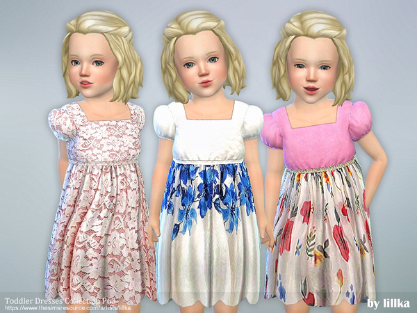 Toddler Dresses Collection P63 by lillka