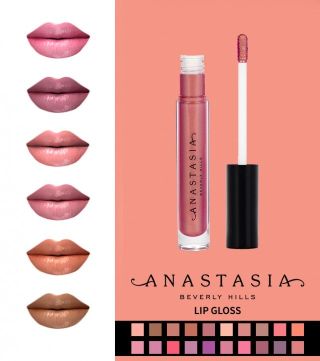 Anastasia Beverly Hills Lip Gloss by frostsims