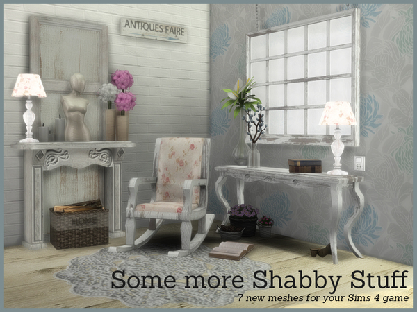 Some more Shabby Stuff by Angela