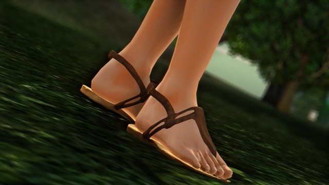 Elliesimple T-Strap Sandals [conversion] by Rollo-Rolls