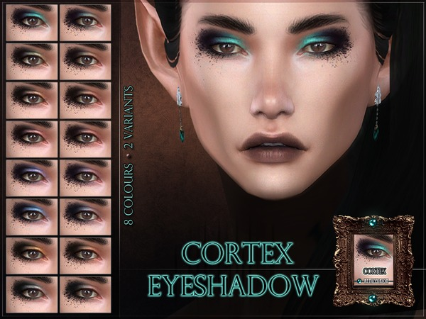 Cortex Eyeshadow by RemusSirion