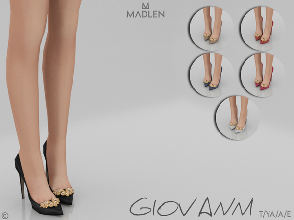 Madlen Giovanni Shoes by MJ95