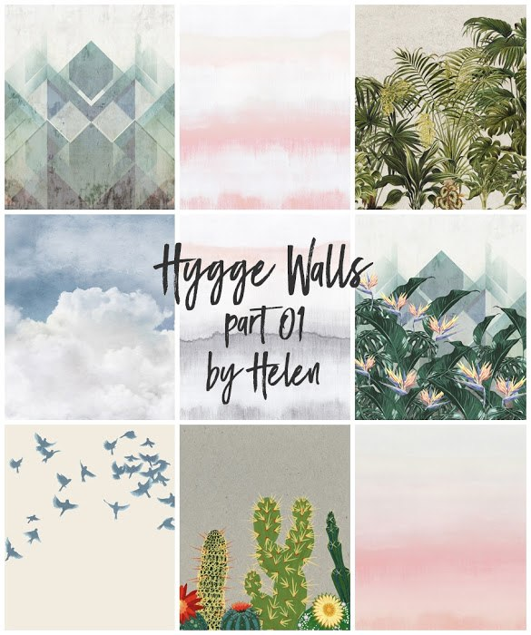 Hygge Walls part 01 by Helen