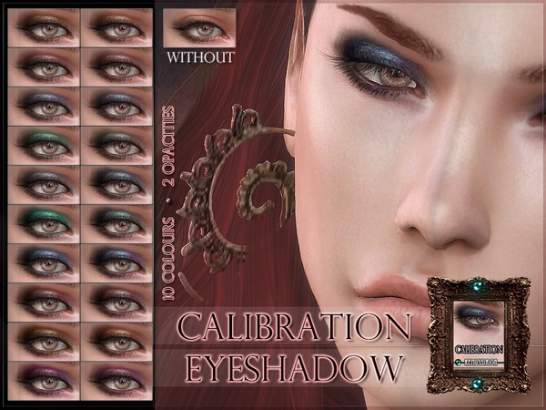 Calibration Eyeshadow by RemusSirion