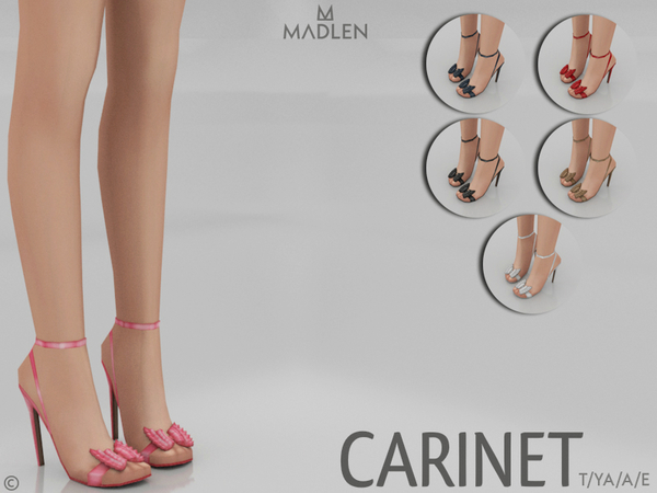 Madlen Carinet Shoes by MJ95