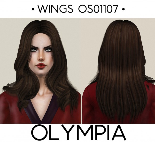 WINGS-OS01107 by OLYMPIA