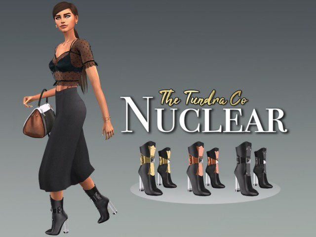NUCLEAR Boots by TheTundraCo