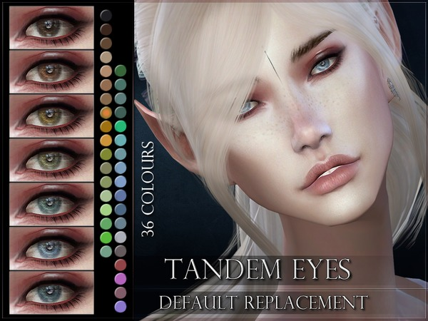 Tandem Eyes - DEFAULT REPLACEMENT by RemusSirion