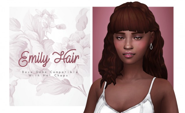 Emily Hair by jao