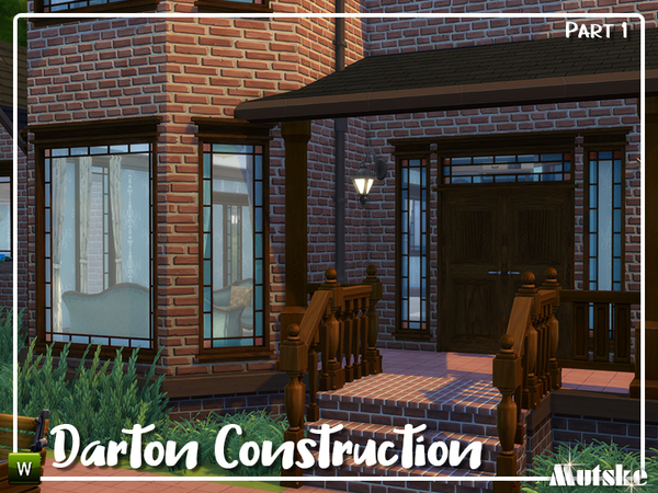Darton Constructionset Part 1 by mutske