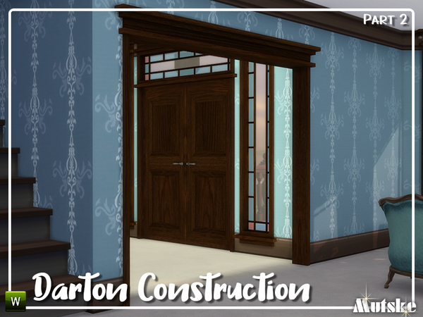 Darton Constructionset Part 2 by mutske