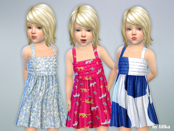 Toddler Dresses Collection P65 by lillka