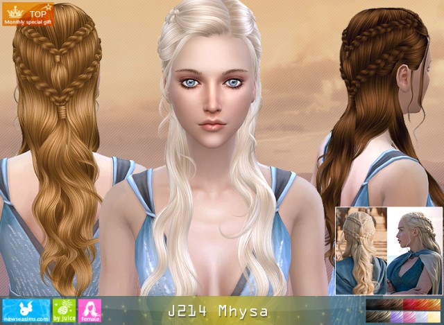 J214 Mhysa by Newsea