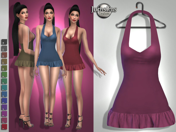Sarmarina dress by jomsims